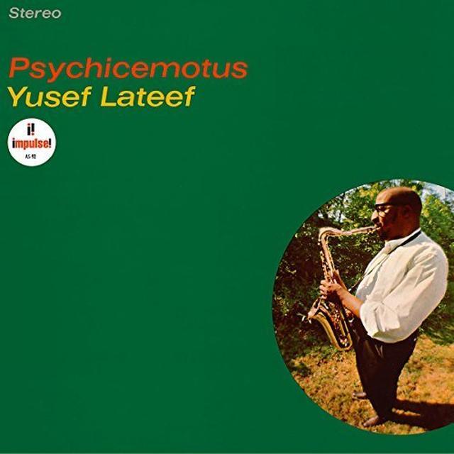 Yusef Lateef PSYCHICEMOTUS Vinyl Record
