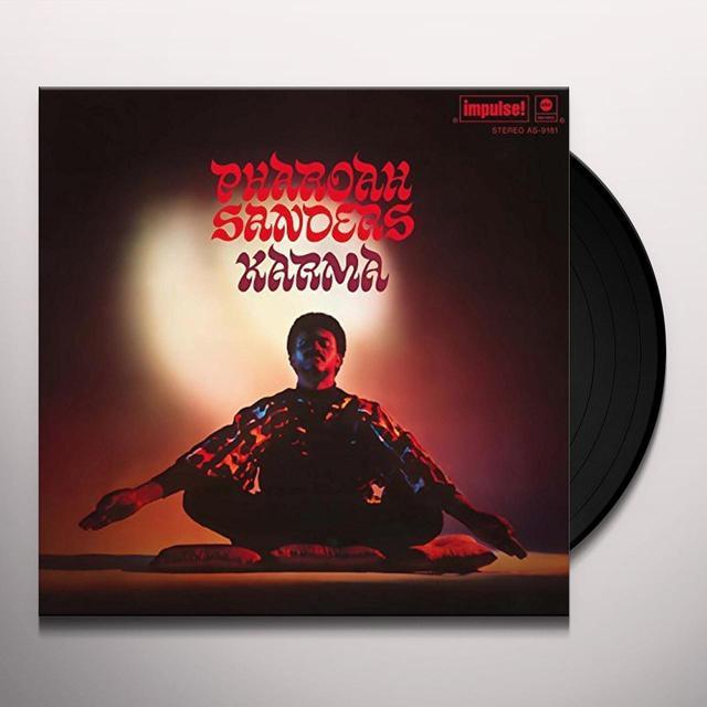 Pharoah Sanders KARMA Vinyl Record