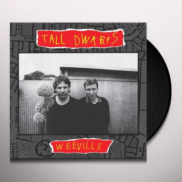 Tall Dwarfs WEEVILLE Vinyl Record