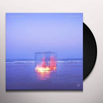 James Supercave BETTER STRANGE Vinyl Record