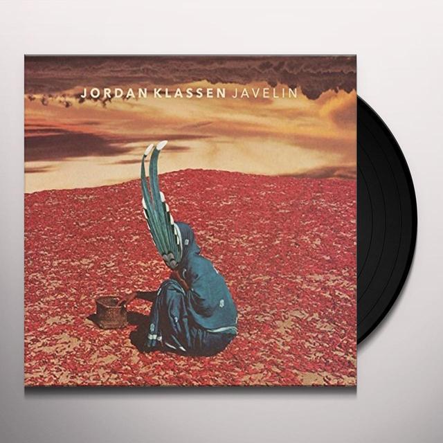 Jordan Klassen JAVELIN Vinyl Record