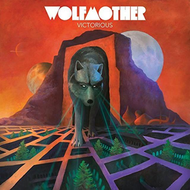 Wolfmother VICTORIOUS Vinyl Record