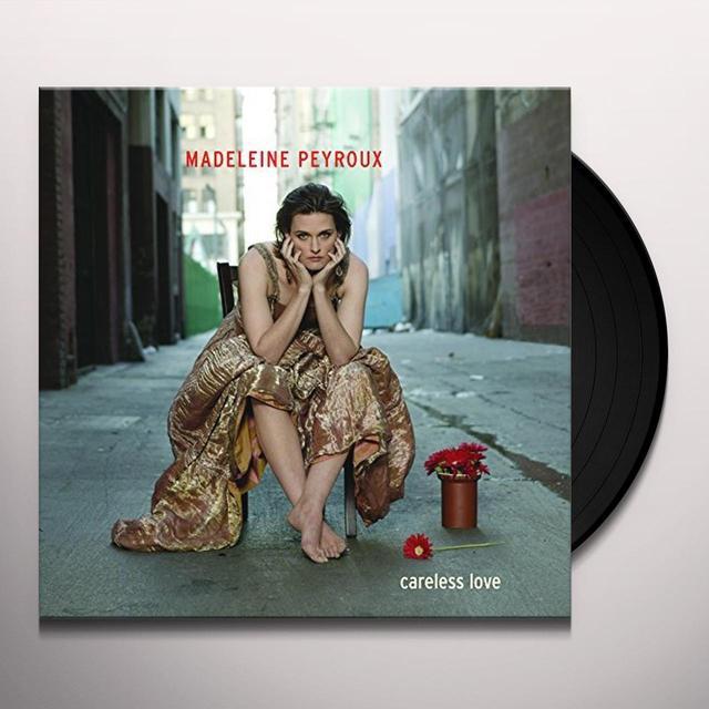 Madeleine Peyroux CARELESS LOVE Vinyl Record - Gatefold Sleeve