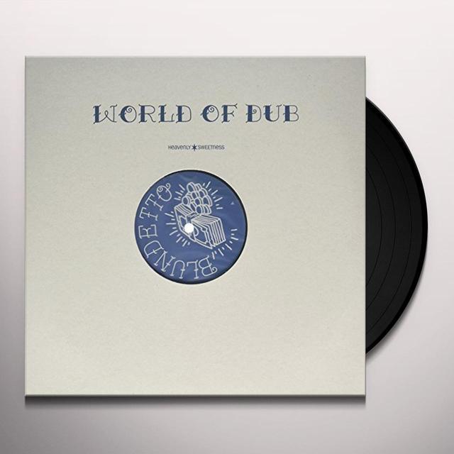 Blundetto WORLD OF DUB Vinyl Record - Canada Import
