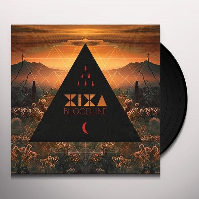 XIXA BLOODLINE (LP) Vinyl Record - Canada Import