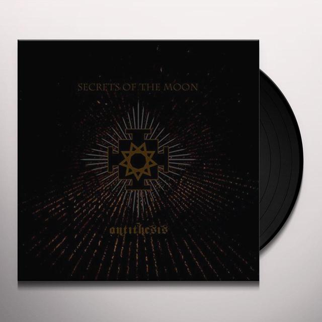 Secrets Of The Moon ANTITHESIS Vinyl Record - Canada Release