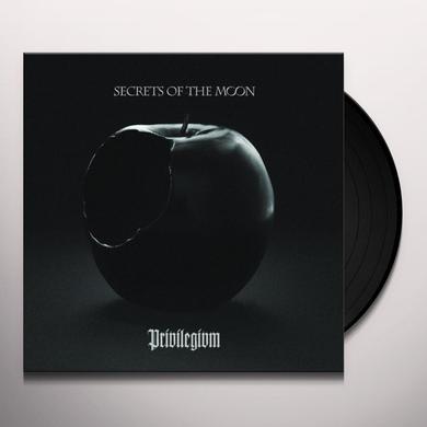 Secrets Of The Moon PRIVILEGIVM Vinyl Record - Canada Release