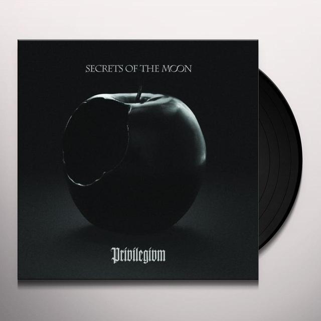 Secrets Of The Moon PRIVILEGIVM Vinyl Record - Canada Import