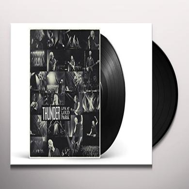 Thunder LIVE AT LOUD PARK (LIVE) Vinyl Record - UK Import