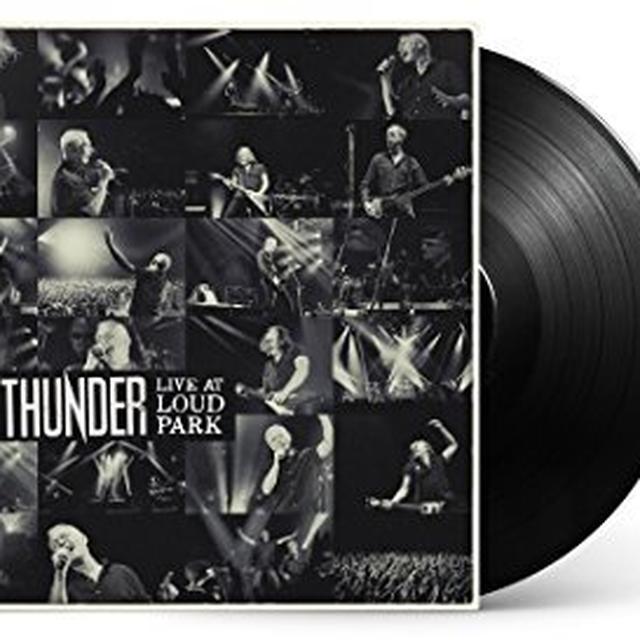 Thunder LIVE AT LOUD PARK (LIVE) Vinyl Record