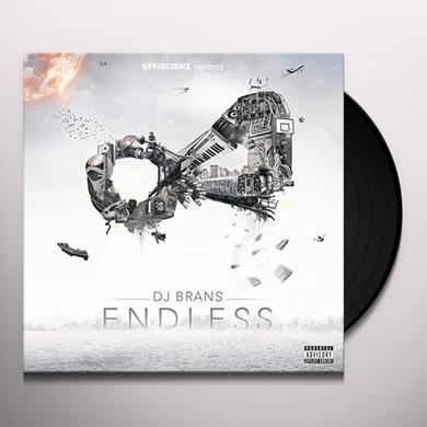 DJ BRANS ENDLESS Vinyl Record