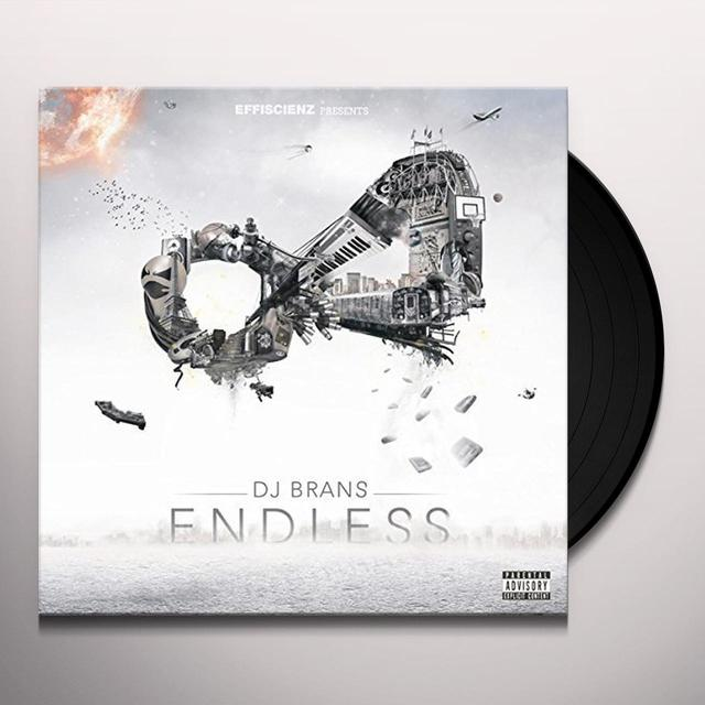 DJ BRANS ENDLESS Vinyl Record - UK Import
