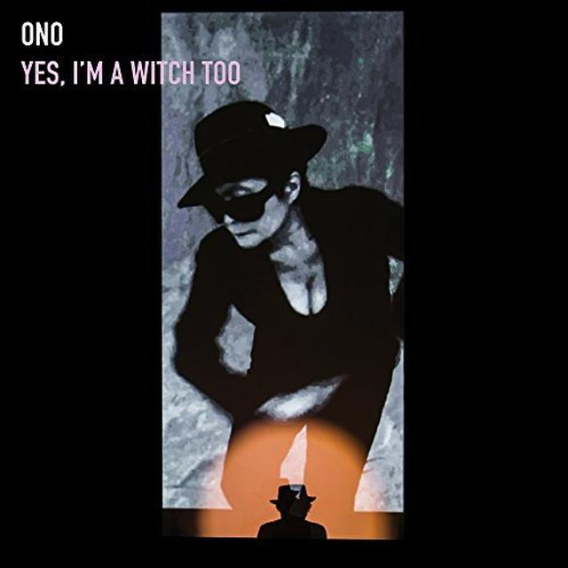 Yoko Ono YES I'M A WITCH TOO Vinyl Record