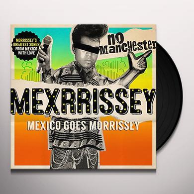 MEXRRISSEY NO MANCHESTER Vinyl Record