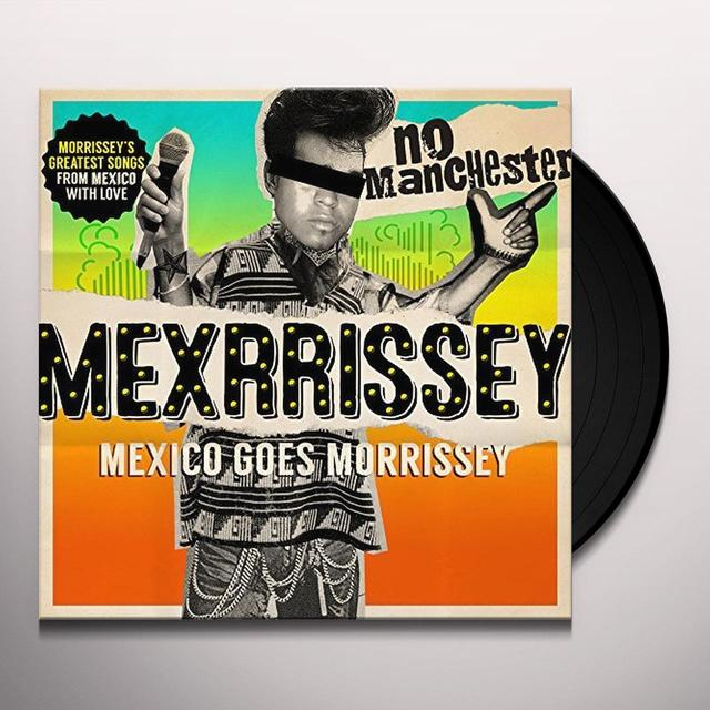 MEXRRISSEY NO MANCHESTER Vinyl Record - UK Import