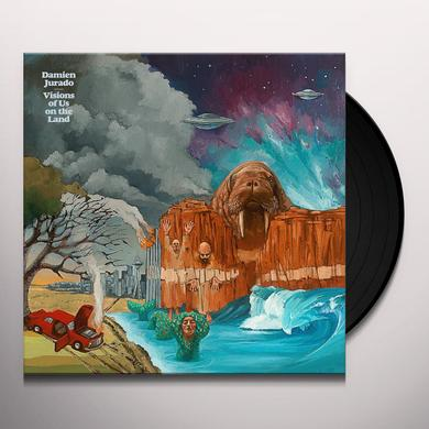 Damien Jurado VISIONS OF US ON THE LAND Vinyl Record - UK Release