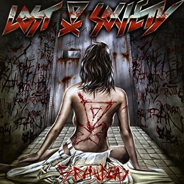 Lost Society BRAINDEAD Vinyl Record