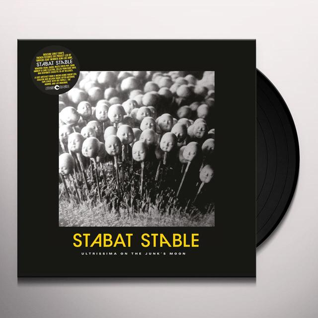 STABAT STABLE ULTRISSIMA ON THE JUNK'S MOON Vinyl Record - UK Release