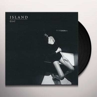 ISLAND GIRL EP Vinyl Record - UK Import