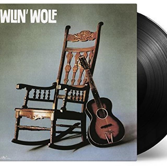 Howlin Wolf ROCKIN CHAIR ALBUM Vinyl Record