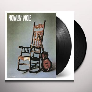 Howlin Wolf ROCKIN CHAIR ALBUM Vinyl Record - 180 Gram Pressing, Holland Import