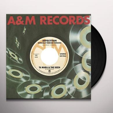 Ta Mara & The Seen UM X CAPTAIN VINYL: AFFECTTION/YOU & MUSIC Vinyl Record - Japan Import