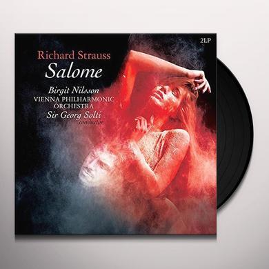Richard Strauss SALOME Vinyl Record - 180 Gram Pressing, Holland Import