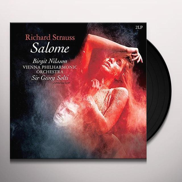 Richard Strauss SALOME Vinyl Record - 180 Gram Pressing, Holland Import