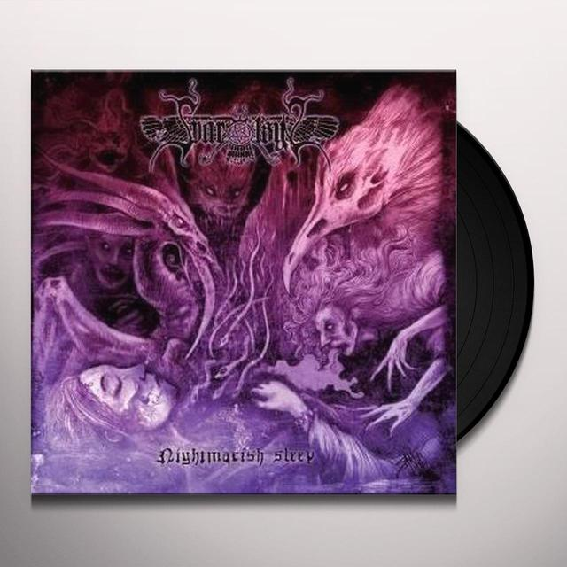 Svartsyn NIGHTMARISH SLEEP Vinyl Record - Limited Edition