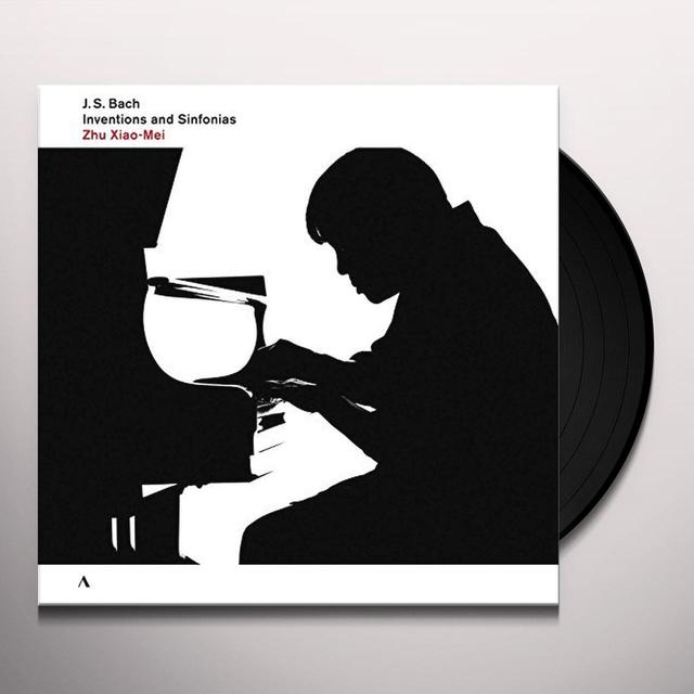 J.S. Bach / Zhu Xiao-Mei INVENTIONS & SINFONIAS Vinyl Record