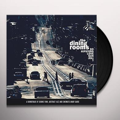 GHITTONI / DINING ROOMS DO HIPSTERS LOVE SUN (RA) Vinyl Record - w/CD