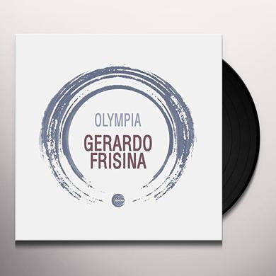 Gerardo Frisina OLYMPIA Vinyl Record