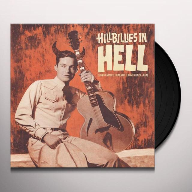 HILLBILLIES IN HELL: COUNTRY MUSIC'S / VARIOUS Vinyl Record