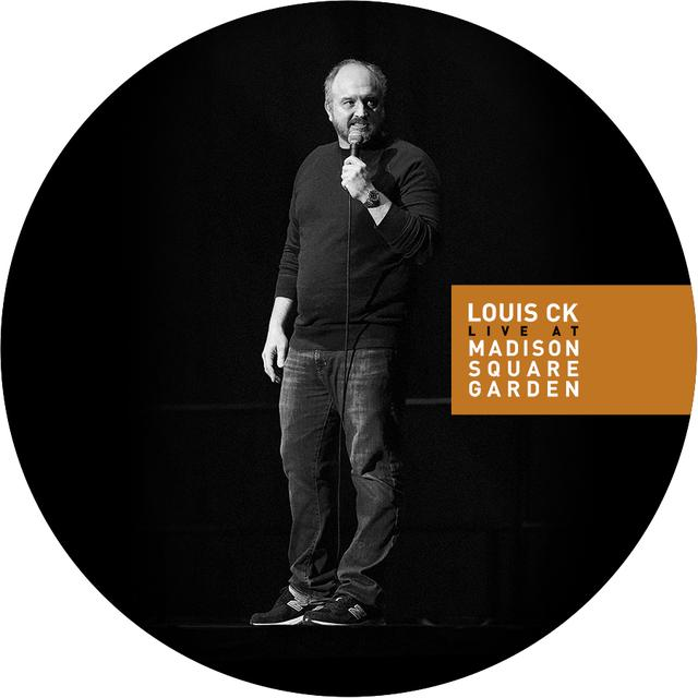 Louis C.K. LIVE AT MADISON SQUARE GARDEN Vinyl Record
