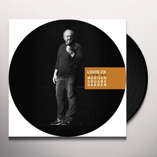 Louis C.K. LIVE AT MADISON SQUARE GARDEN Vinyl Record - Picture Disc