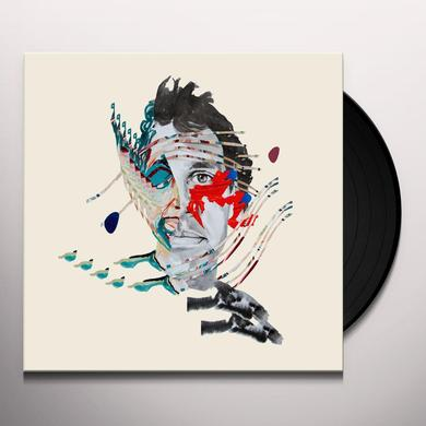 Animal Collective PAINTING WITH Vinyl Record