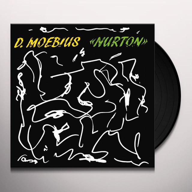 Dieter Moebius NURTON Vinyl Record