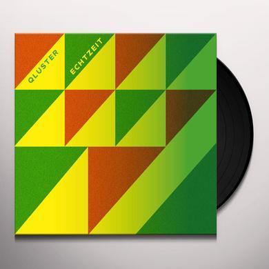 Qluster ECHTZEIT Vinyl Record - w/CD