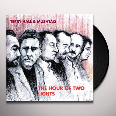 Terry Hall & Mushtaq HOUR OF TWO LIGHTS Vinyl Record