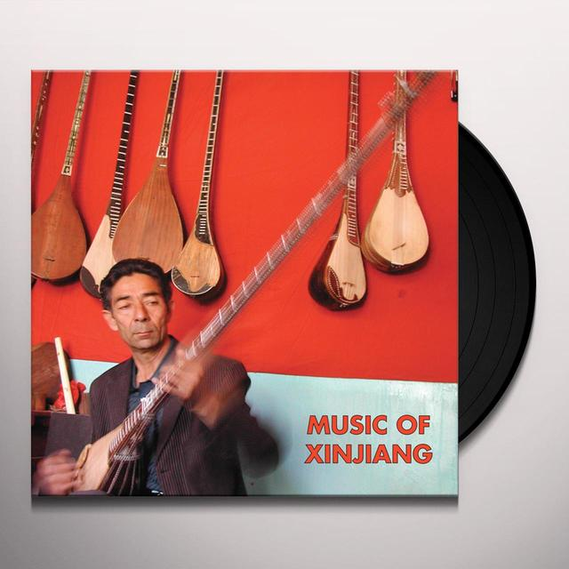 MUSIC OF XINJIANG: KAZAKH & UYGHUR MUSIC OF / VAR Vinyl Record