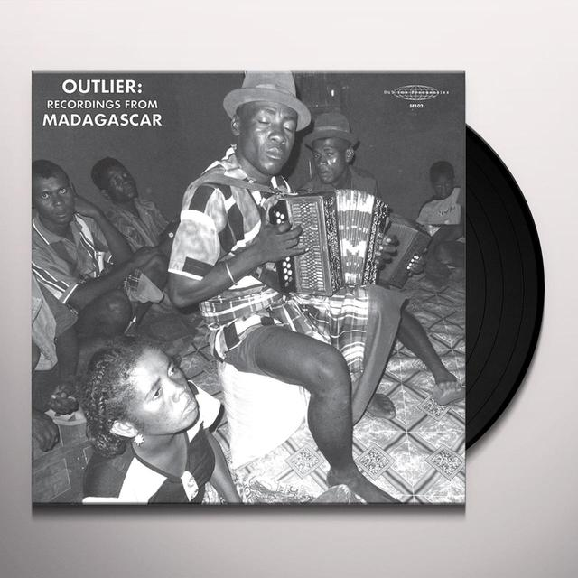 OUTLIER: RECORDINGS FROM MADAGASCAR / VARIOUS Vinyl Record