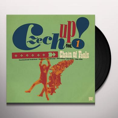 CZECH UP 1: CHAIN OF FOOLS / VARIOUS Vinyl Record