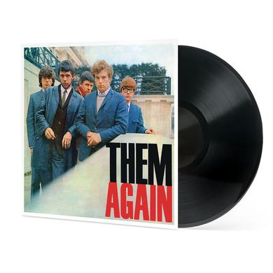THEM AGAIN Vinyl Record