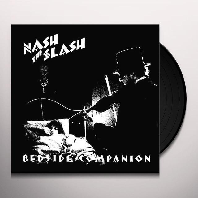 Nash the Slash BEDSIDE COMPANION (B&W) Vinyl Record