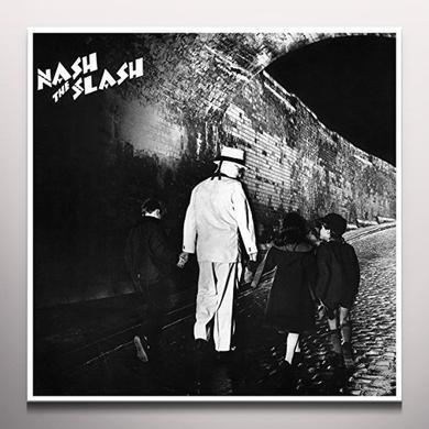 Nash the Slash CHILDREN OF THE NIGHT Vinyl Record - Colored Vinyl, Orange Vinyl