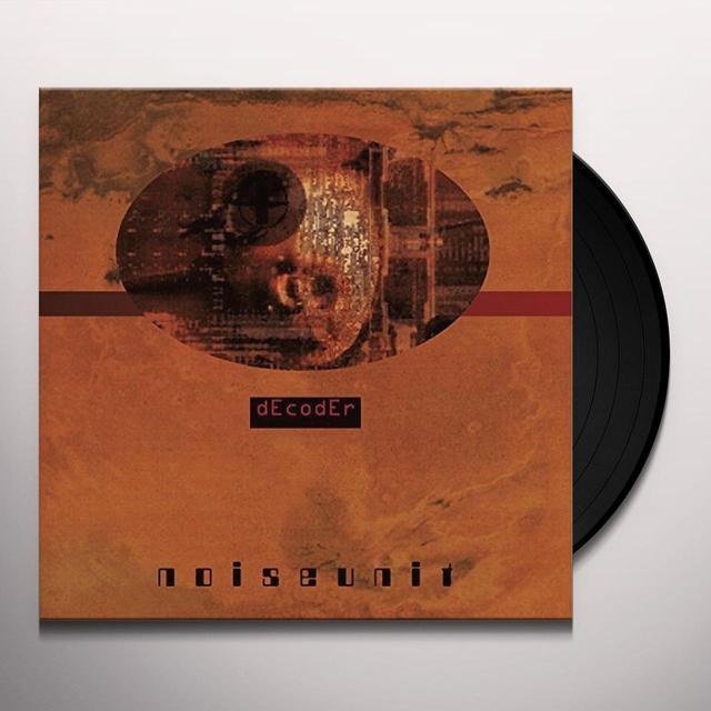 Noise Unit DECODER Vinyl Record