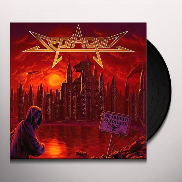 SEPTAGON DEADHEAD SYNDICATE Vinyl Record
