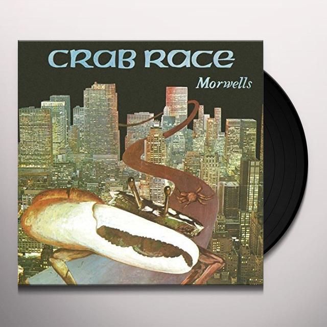 MORWELLS CRAB RACE Vinyl Record
