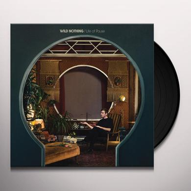 Wild Nothing LIFE OF PAUSE Vinyl Record - Digital Download Included