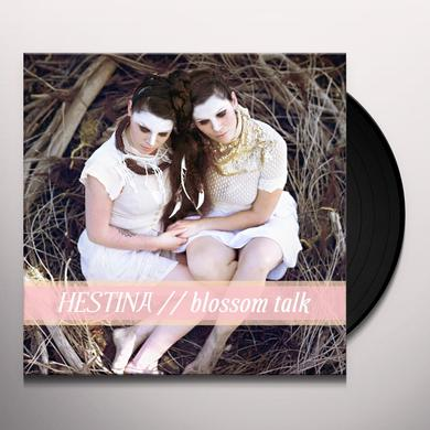 HESTINA BLOSSOM TALK Vinyl Record - Digital Download Included